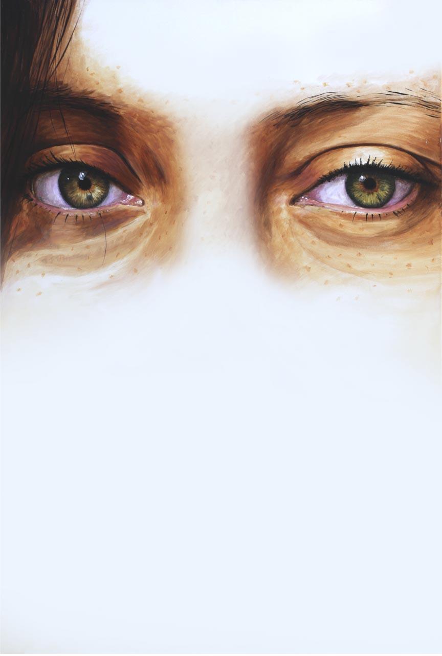 eyes amandel